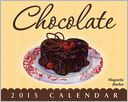 Chocolate 2015 Mini Day-to-Day Calendar by Andrews McMeel Publishing LLC: Calendar Cover