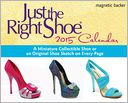2015 Just the Right Shoe Mini Day-to-Day Calendar by Lorraine Vail: Calendar Cover