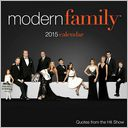 2015 Modern Family Day-to-Day Calendar by Twentieth Century Fox: Calendar Cover