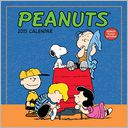 2015 Peanuts Wall Calendar by Peanuts Worldwide LLC: Calendar Cover