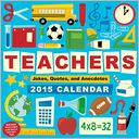 2015 Teachers Day-to-Day Calendar by Andrews McMeel Publishing LLC: Calendar Cover