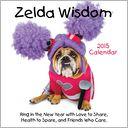 Zelda Wisdom Calendar by Carol Gardner: Calendar Cover