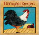 2015 Barnyard Roosters Deluxe Wall Calendar by Dan DiPaolo: Calendar Cover