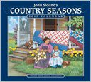 2015 John Sloane's Country Seasons Deluxe Wall Calendar by John Sloane: Calendar Cover