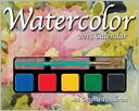 2015 Watercolor Day-to-Day Calendar by Dennis Pendleton: Calendar Cover
