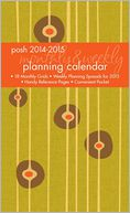 Posh Planning Calendar by Andrews McMeel Publishing LLC: Calendar Cover