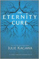 The Eternity Cure (Blood of Eden Series #2) by Julie Kagawa: Book Cover