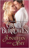 Jonathan and Amy by Grace Burrowes: NOOK Book Cover