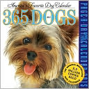 2015 365 Dogs Page-A-Day Calendar by Workman Publishing: Calendar Cover