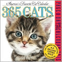 2015 365 Cats Page-A-Day Calendar by Workman Publishing: Calendar Cover