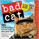 2015 Bad Cat Page-A-Day Calendar by Workman Publishing: Calendar Cover