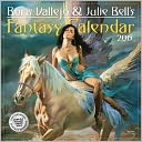 2015 Boris Vallejo & Julie Bell's Fantasy Wall Calendar by Workman Publishing: Calendar Cover