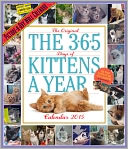 2015 The 365 Kittens-A-Year Wall Calendar by Workman Publishing: Calendar Cover