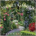2015 The Secret Garden Wall Calendar by Workman Publishing: Calendar Cover