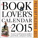 2015 The Book Lover's Page-A-Day Calendar by Workman Publishing: Calendar Cover