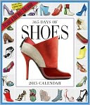 2015 365 Days of Shoes Wall Calendar by Workman Publishing: Calendar Cover