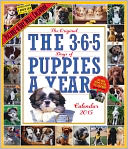 2015 The 365 Puppies-A-Year Wall Calendar by Workman Publishing: Calendar Cover