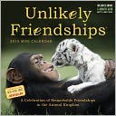 2015 Unlikely Friendships Mini Calendar by Workman Publishing: Calendar Cover