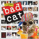 2015 Bad Cat Wall Calendar by Workman Publishing: Calendar Cover
