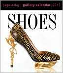 2015 Shoes Gallery Box Calendar by Workman Publishing: Calendar Cover