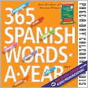 2015 365 Spanish Words-A-Year Page-A-Day Calendar by Merriam-Webster: Calendar Cover