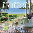 2015 Out on the Porch Wall Calendar by Workman Publishing: Calendar Cover