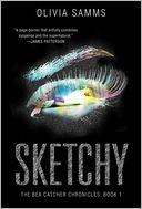 Sketchy by Olivia Samms: Book Cover