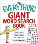 The Everything Giant Book of Word Searches by Charles Timmerman: Book Cover