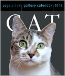 2015 Cat Gallery Box Calendar by Workman Publishing: Calendar Cover