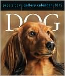 2015 Dog Gallery Box Calendar by Workman Publishing: Calendar Cover