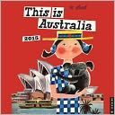 This is Australia 2015 Wall Calendar by M. Sasek: Calendar Cover