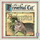 2015 Proverbial Cat Wall Calendar by Hauser, Sydney: Calendar Cover