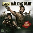 2015 Walking Dead Wall Calendar by AMC: Calendar Cover