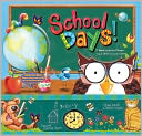 2015 School Days Wall Planner Calendar by Montgomery, Kimberly: Calendar Cover