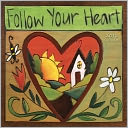 2015 Follow Your Heart Mini Wall Calendar by Sticks: Calendar Cover