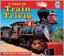 2015 Year of Train Trivia Box Calendar by B&O Railroad Museum: Calendar Cover
