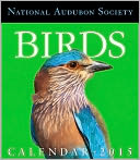 2015 Audubon Birds Gallery Box Calendar by Workman Publishing: Calendar Cover