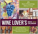 Wine Lover's Daily Calendar 2014 by Jonathon Alsop: Calendar Cover
