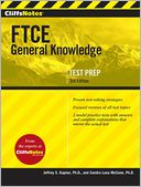 CliffsNotes FTCE General Knowledge Test, 3rd Edition by Sandra Luna McCune: NOOK Book Cover