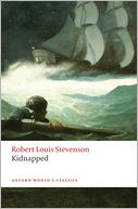 Kidnapped by Robert Louis Stevenson: Book Cover