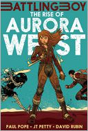 The Rise of Aurora West by Paul Pope: Book Cover