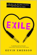 Exile by Kevin Emerson: Book Cover