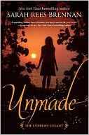 Unmade (Lynburn Legacy Series #3) by Sarah Rees Brennan: Book Cover