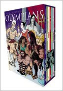 Olympians Boxed Set by George O'Connor: Book Cover
