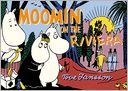 Moomin on the Riviera by Tove Jansson: Book Cover
