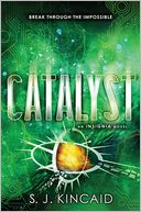 Catalyst (Insignia Series #3) by S. J. Kincaid: Book Cover