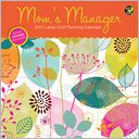 2015 Mom's Manager Wall Calendar by TF Publishing: Calendar Cover