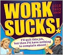 2015 Work Sucks! Box Calendar by Ephemera, Inc: Calendar Cover