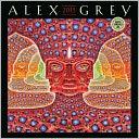 2015 Alex Grey Wall Calendar by Alex Grey: Calendar Cover