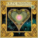 2015 Celtic Blessings Wall Calendar by Michael Green: Calendar Cover
